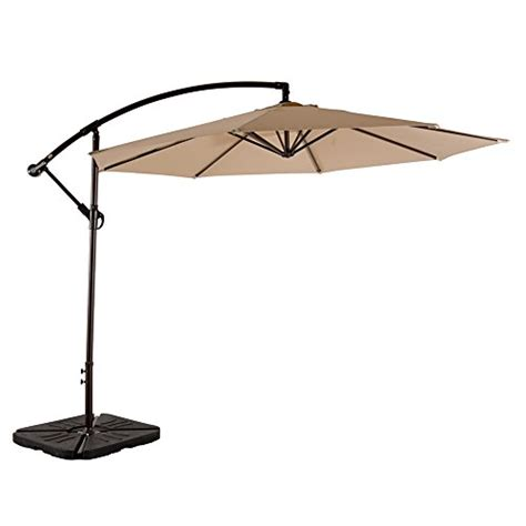 amt 10 pa coating waterproof cantilever hanging patio