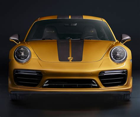 porsche exclusive series porsche 911 turbo s exclusive series coupe porsche