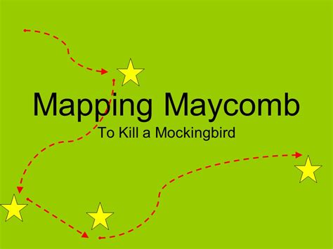theme of friendship in to kill a mockingbird mapping maycomb to kill a mockingbird ppt video online