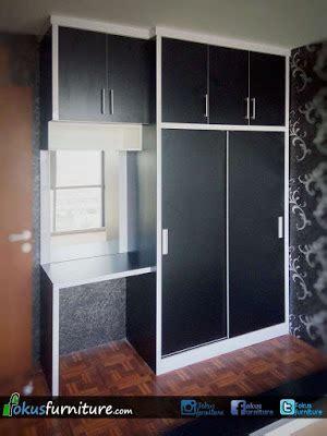 Ranjang Geser kitchen set minimalis lemari pakaian jakarta harga murah