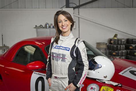 Photos of Rebecca Jackson   UK Female Racing Driver