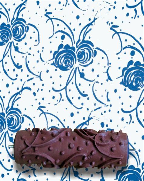 zebra pattern paint roller 30 best patterned paint rollers print stencils wall art