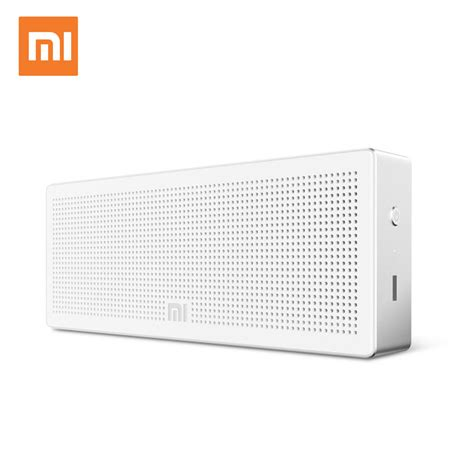 Xiaomi Mini Portable Speaker Bluetooth aliexpress buy original xiaomi mi bluetooth speaker square box stereo wireless mini