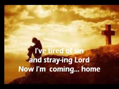 lord i m coming home hymn song by kevin inthaly
