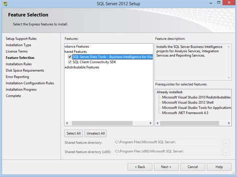 business intelligence templates for visual studio 2012 sql server data tools business intelligence for visual