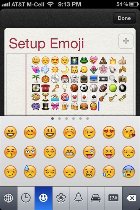 emoji video app image gallery iphone emoji keyboard