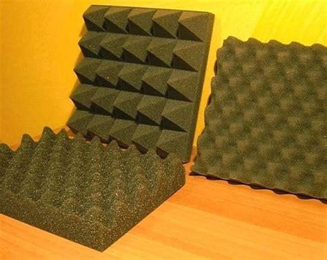 materiale isolante acustico per soffitto pareti fonoassorbenti isolamento