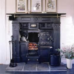 victorian range in country kitchen kitchen design decorating ideas