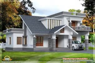 modern home designs plans 2500 sq ft kerala contemporary mix home design kerala
