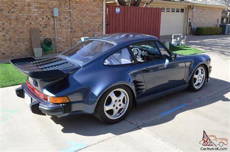 porsche 930 turbo wide 930 turbo 911 all steel wide 930 51