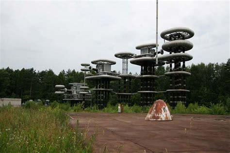 Nikola Tesla Russia Drone Footage Of Russia S Mysterious Marx Generator