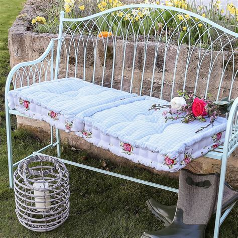 cushions for garden bench garden bench cushion uk modern patio outdoor