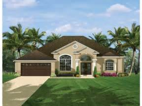 Simple 2 Story 3 Bedroom House Plans In Cad Mediterranean Modern House Plan With 2161 Square Feet And