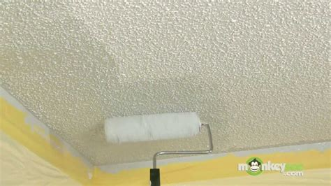 Best Roller For Ceiling Paint by Textured Ceiling Painting Tips
