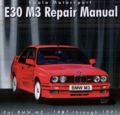how to download repair manuals 2008 bmw x6 navigation system e30m3repair e30 m3 cd rom repair manual turner motorsport