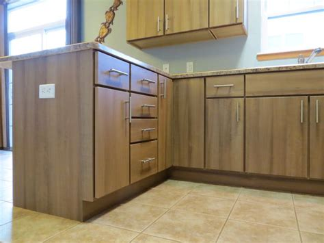 refacing thermofoil kitchen cabinets contemporary look with cabinet refacing rigid thermofoil