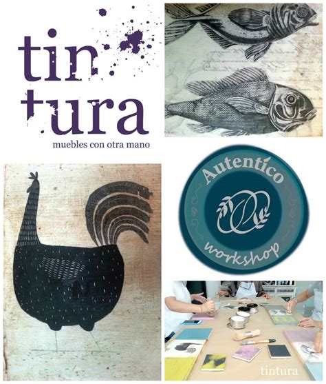chalk paint madrid 41 best cursos y talleres en tintura images on