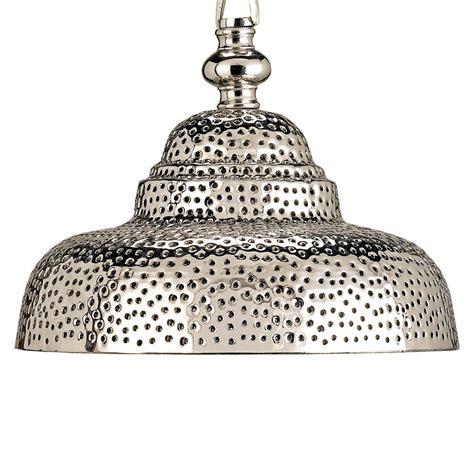 bronze metal l shade moravian st moravian pierced metal tin pendant light