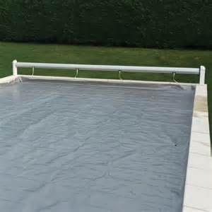 filet de protection pour volet piscine winter roll