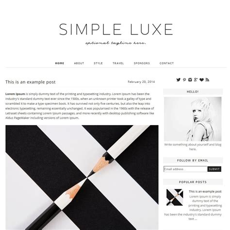 30 blog templates from etsy stylecaster