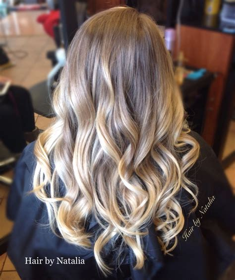 by natalia denver co vereinigte staaten balayage ombre hair color denver blonde balayage and highlights on pinterest