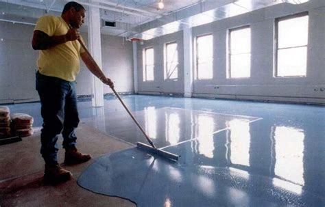 commercial a r epoxy