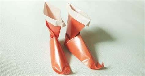 How To Make Origami Shoes - ehowart dedicated to creative and craft ideas easy