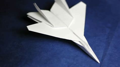 A Paper Airplane - 16 best paper airplane designs