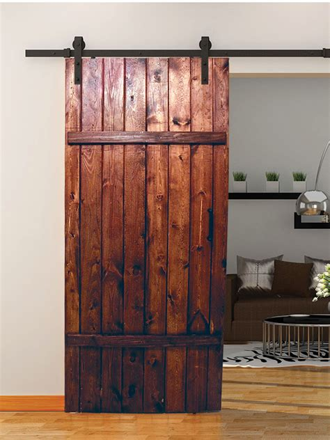 Hanging A Interior Door Hanging Barn Door Kits Interior Design