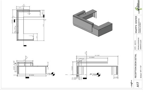 reception desk plans free reception desk plan reception desk blueprints plans free