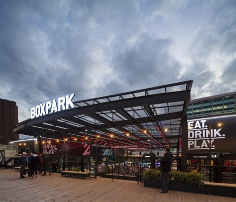 Blueprint Home Design boxpark croydon building nc1 e architect