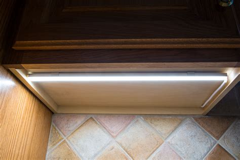 Under Cabinet Led Strip Lighting Kitchen by Aluminum Led Profiles How To Create Your Own Led Light