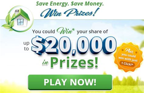 Win 10000 Dollars Instantly - save energy ave money win prizes sweepstakes