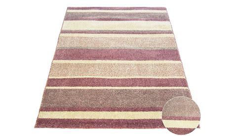 mauve rugs homemaker mauve stripe rug 160 x 230cm rugs door mats george at asda