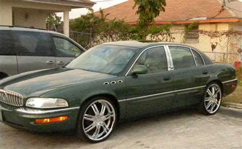 2003 buick park avenue information and photos zombiedrive