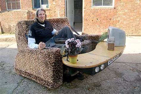 Edd China S Sofa Car Trolling Pinterest China