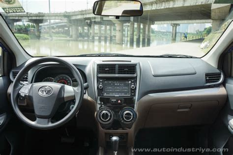 2015 Toyota Avanza 1 5 G M T 2015 toyota avanza 1 5l g at car reviews