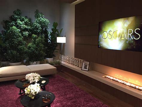Oscar Room Inside The Oscars Green Room