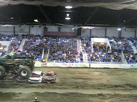 minot monster truck monster truck rally in minot youtube