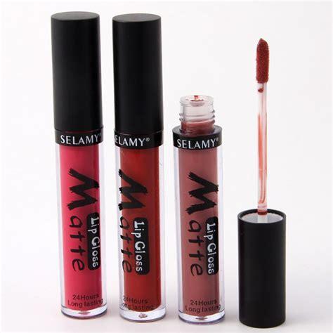 Lipstick 6 Matte 24 Hours new matte lip gloss 24 hours lasting liquid lipstick waterproof 24 colors lip tint lipstick