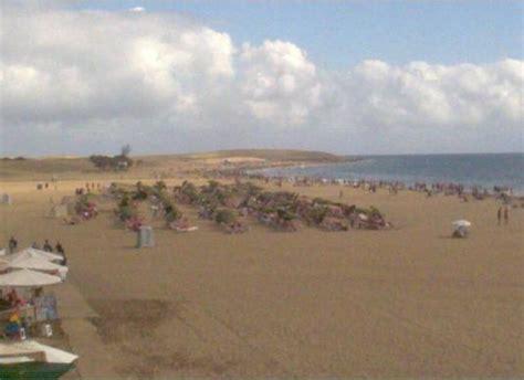 live gran canaria maspalomas beach weather cam canary - Maspalomas Cam