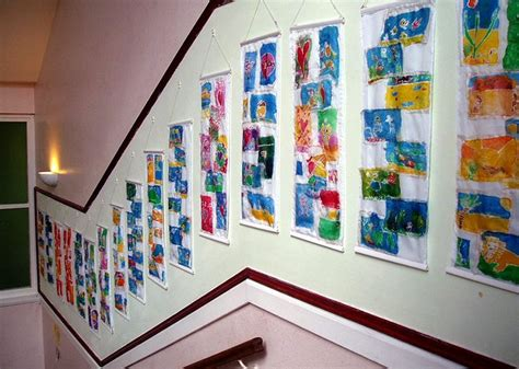 10 diy kids art displays to make them proud kidsomania art display ideas 17 best images about school art show