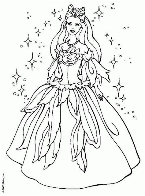 Barbie Christmas Coloring Pages Az Coloring Pages Princess Picture To Color Free Coloring Sheets