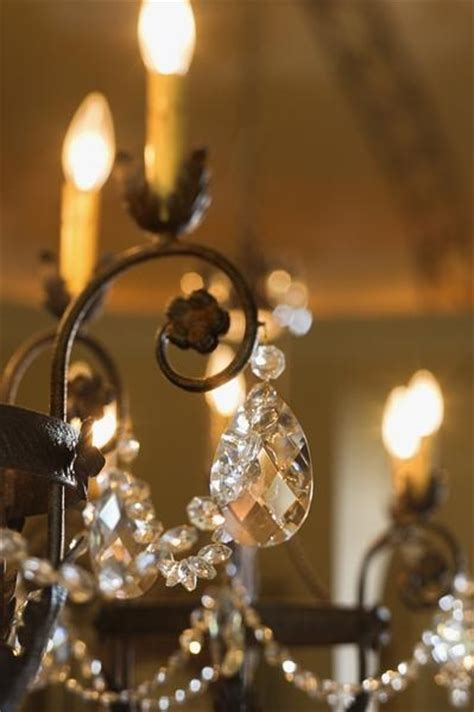 Adding Crystals To Chandelier How To Add Crystals To A Chandelier