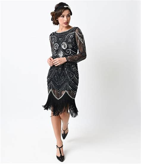 Frivolous And Friendly Looking Flapper Dresses   Stylishwife
