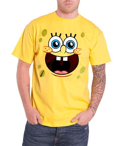 Tshirt Squidward Quotes spongebob squarepants t shirt krusty krab squidward new official mens ebay