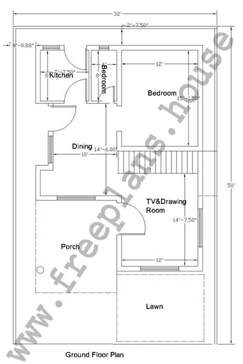 50 square meters to feet floor plan 50 square meter house house design ideas