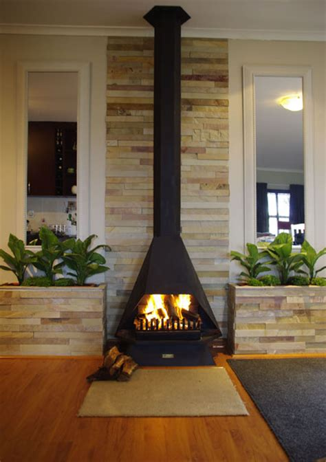 Stone Wall Tiles For Living Room home dzine home improvement install and dress up a fireplace