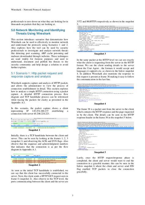 lynda wireshark malware and forensics network monitoring with wireshark