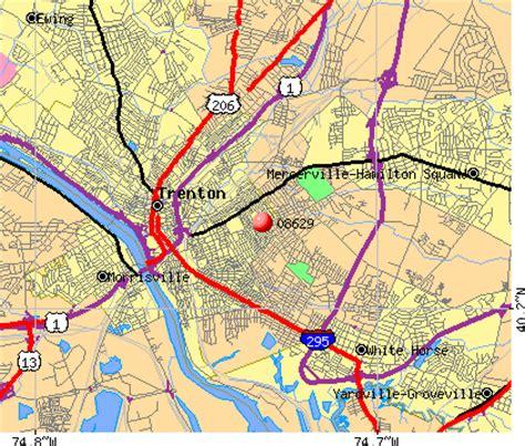zip code map jersey city trenton nj zip code map my blog